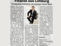 Pressebericht Finalist aus Limburg - erschienen am 13.10.2010 in der Zeitschrift Lahn Post