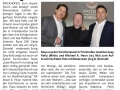 Joey Kelly und Michael A. Heun: Bewegende Motivation in Frickhofen - erschienen in LahnPost