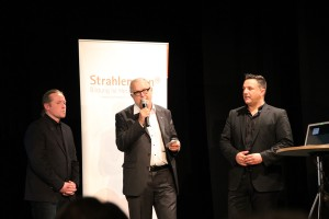 Michael A. Heun: Strahlemann-Förderer mit Herzblut
